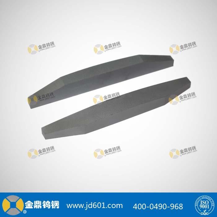 金鼎硬质合金-梯形制砂机合金耐磨条